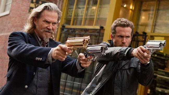 R.I.P.D. Ryan Reynolds Jeff Bridges - H 2013