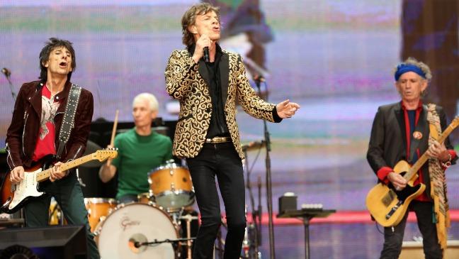 Rolling Stones Hyde Park - H - 2013