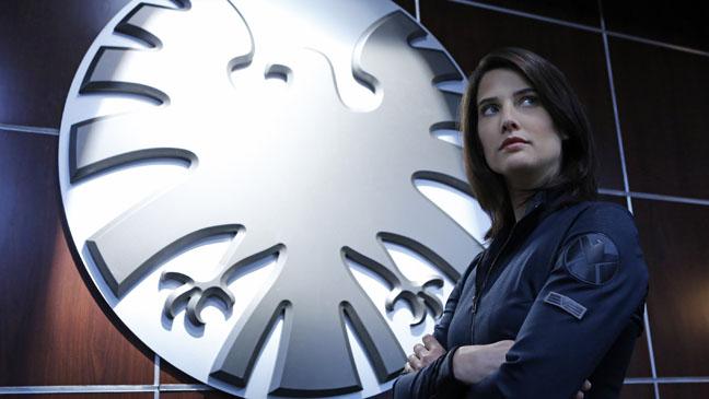 S.H.I.E.L.D. Cobie Smulders - H 2013