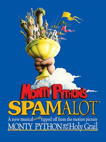 Monty Python Spamalot Poster - P 2013