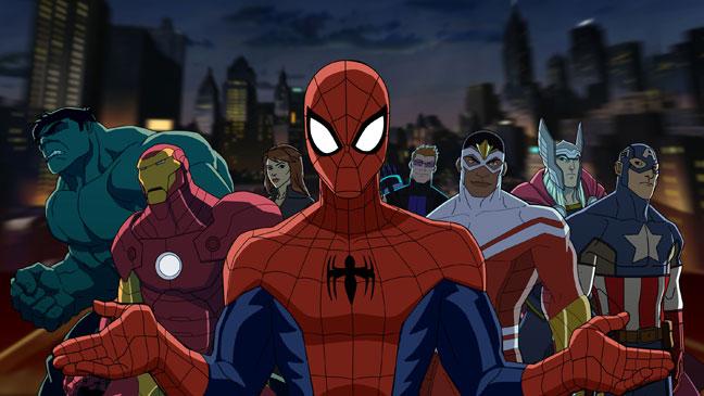 Ultimate Spider-Man - H 2013