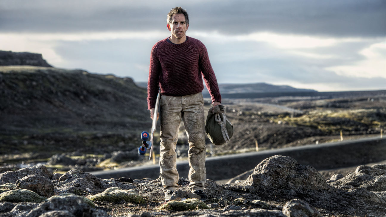 The Secret Life of Walter Mitty - H 2013