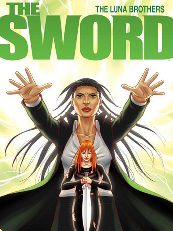 The Sword Graphic Novel - P 2013