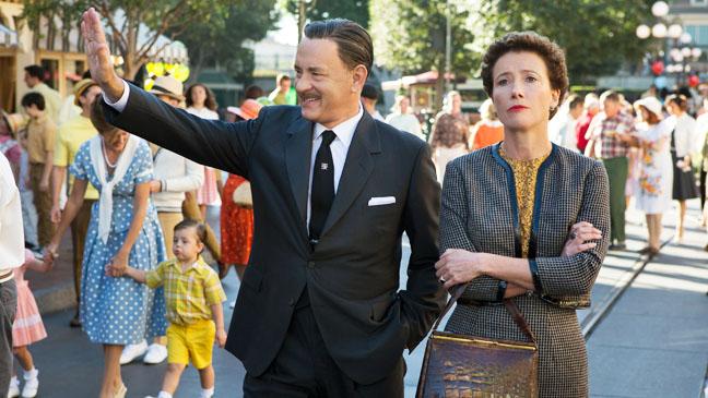 Saving Mr. Banks Still Tom Hanks as Walt Disney - H 2013