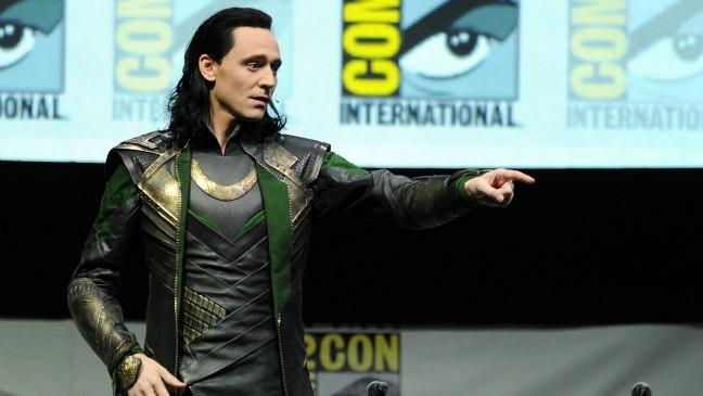 Tom Hiddleston Comic-Con - H 2013