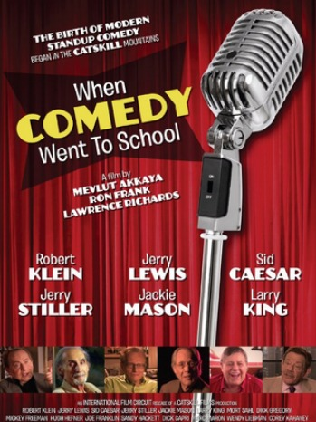 When Comedy Went to School - P - 2013
