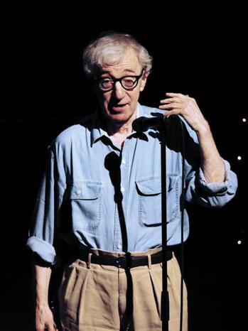 Woody Allen Stand-Up - P 2013