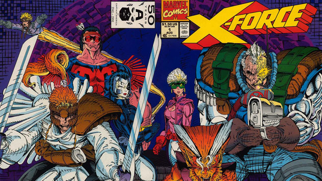 X-Force Cover - H 2013