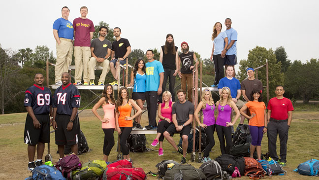 'The Amazing Race' Season 23 Teams