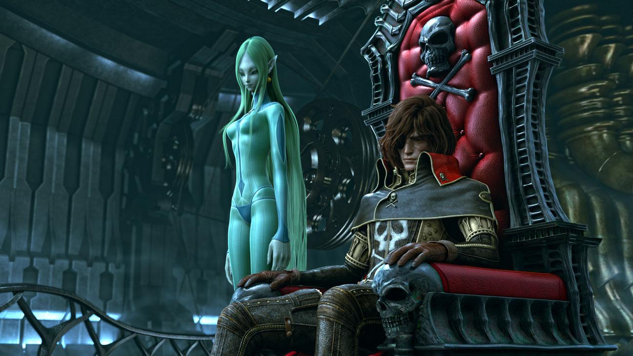 'Harlock: Space Pirate'