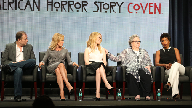 American Horror Story Coven TCA Panel - H 2013