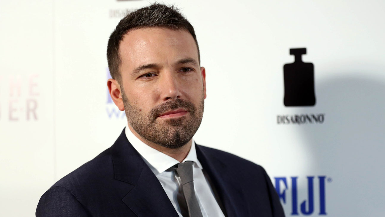 Ben Affleck Horizontal Two - H 2013