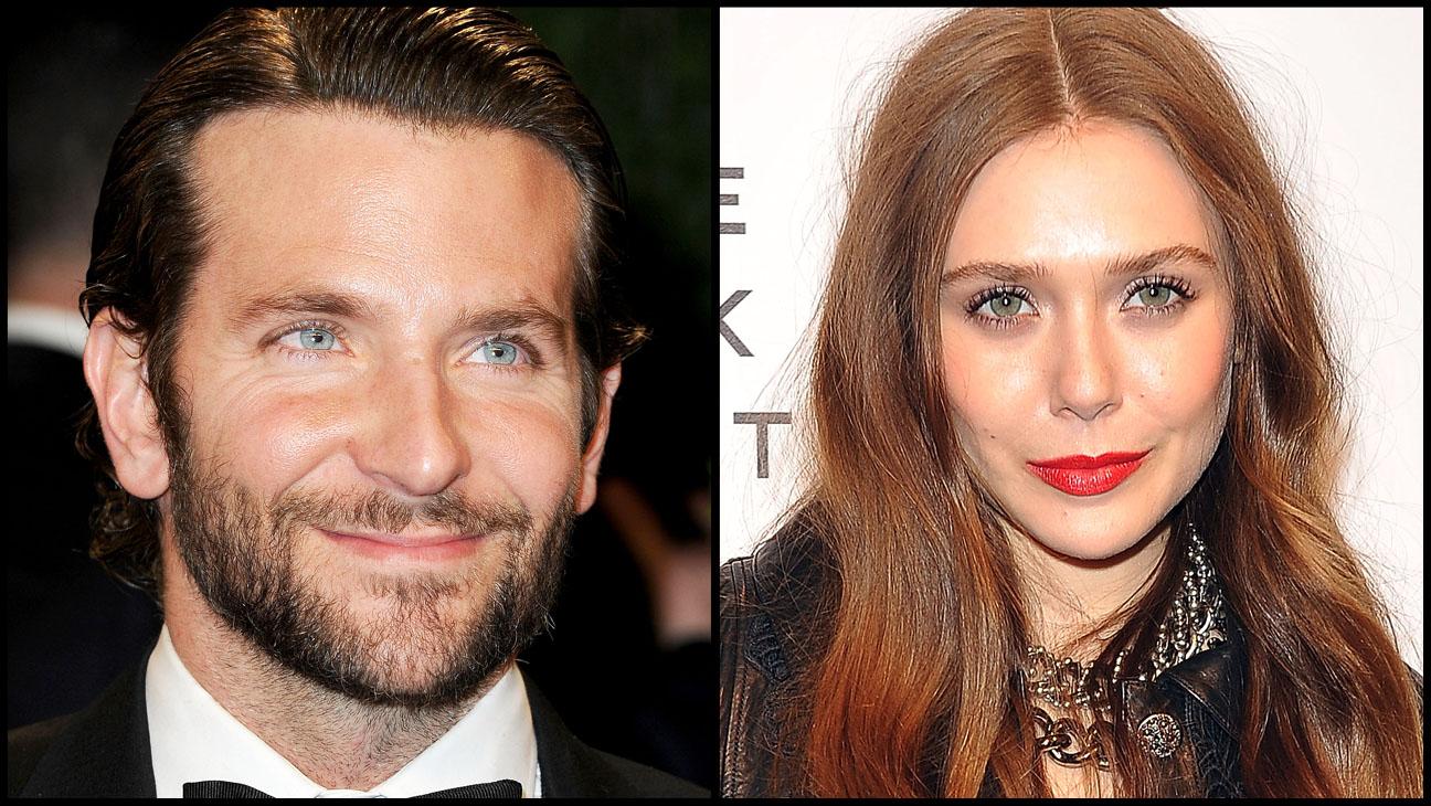 Bradley Cooper Elizabeth Olsen Split - H 2013
