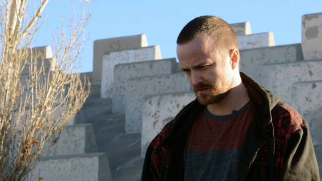 Breaking Bad Season 5 Ep 11 Aaron Paul - H 2013
