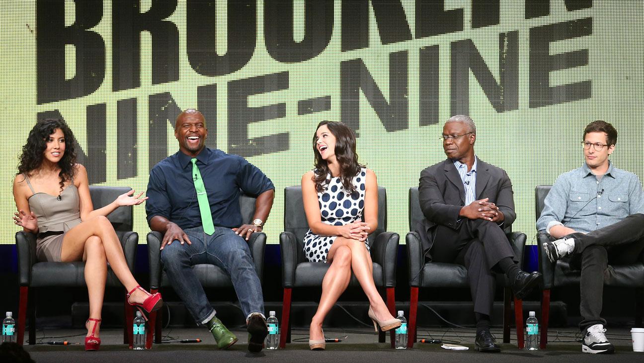 Brooklyn Nine Nine TCA - H 2013