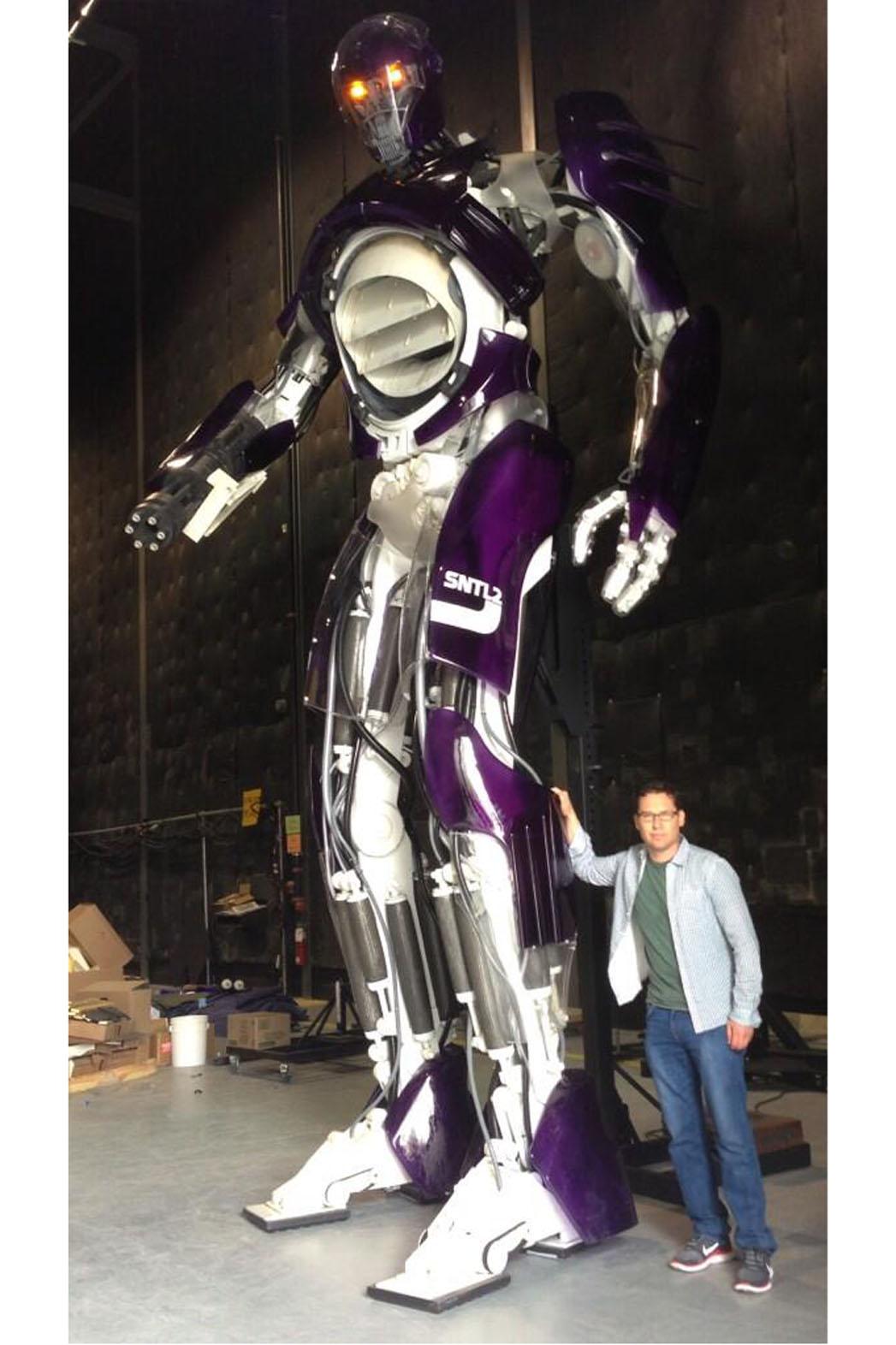 Bryan Singer X-Men Tweet - P 2013