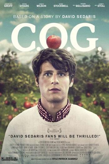 C.O.G. one sheet - P 2013