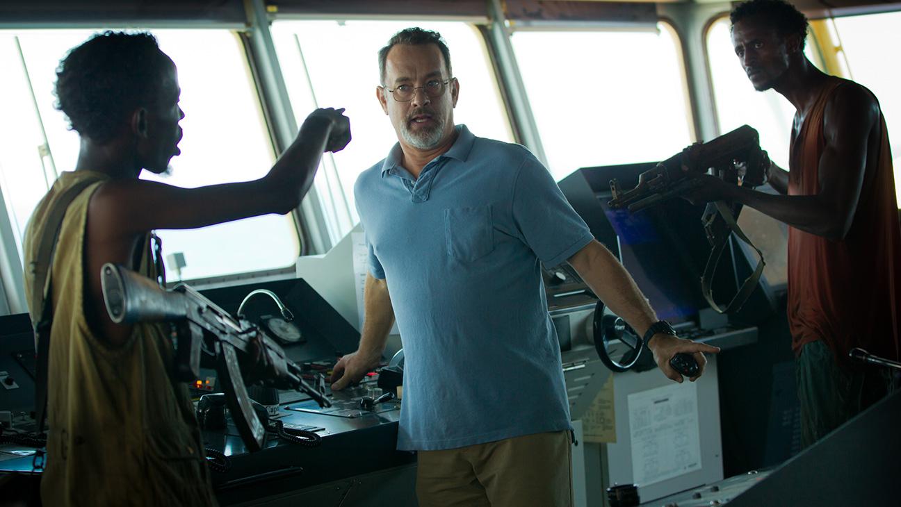 Captain Phillips Film Still - H 2013