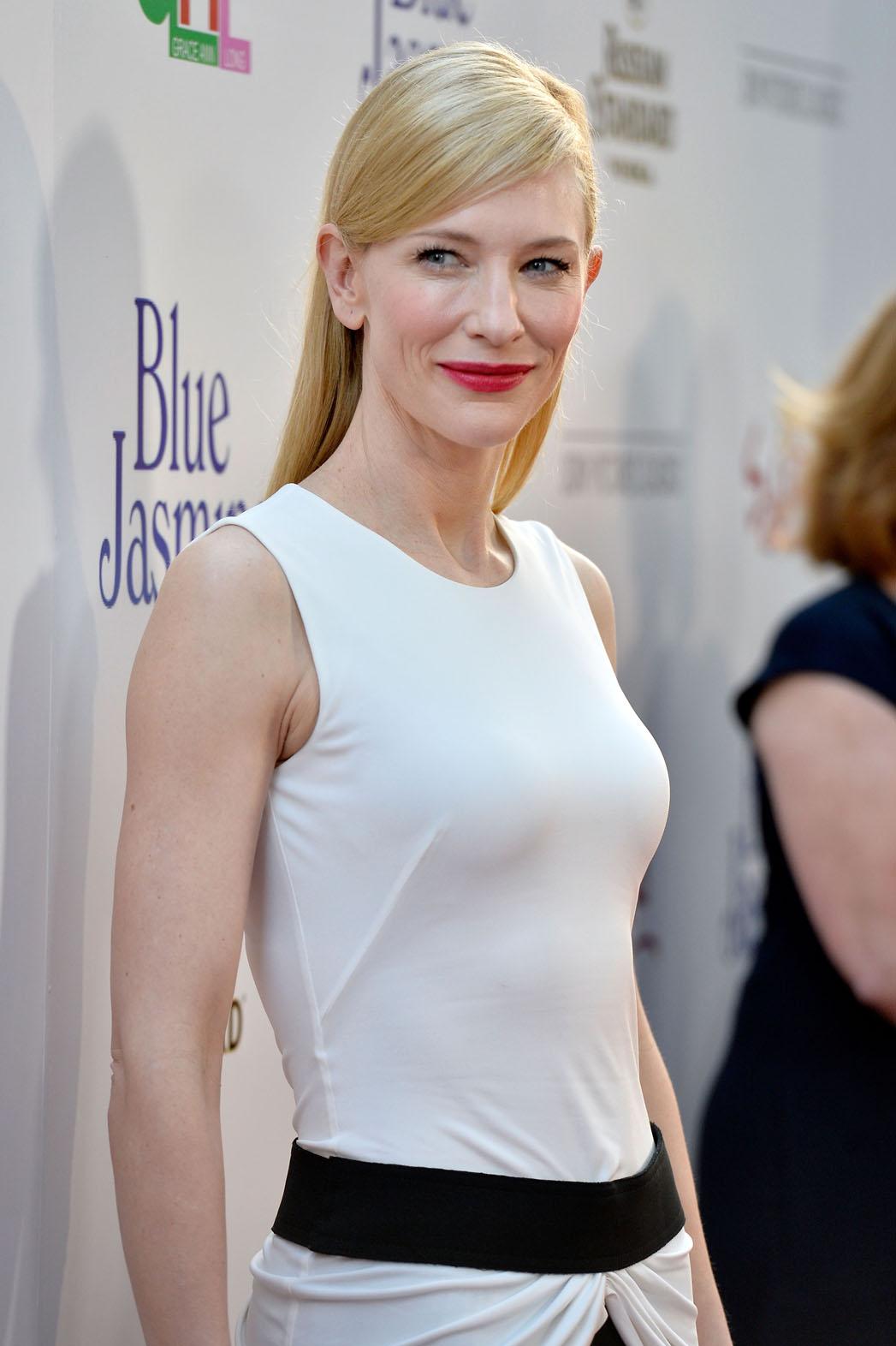 Cate Blanchett Headshot - P 2013