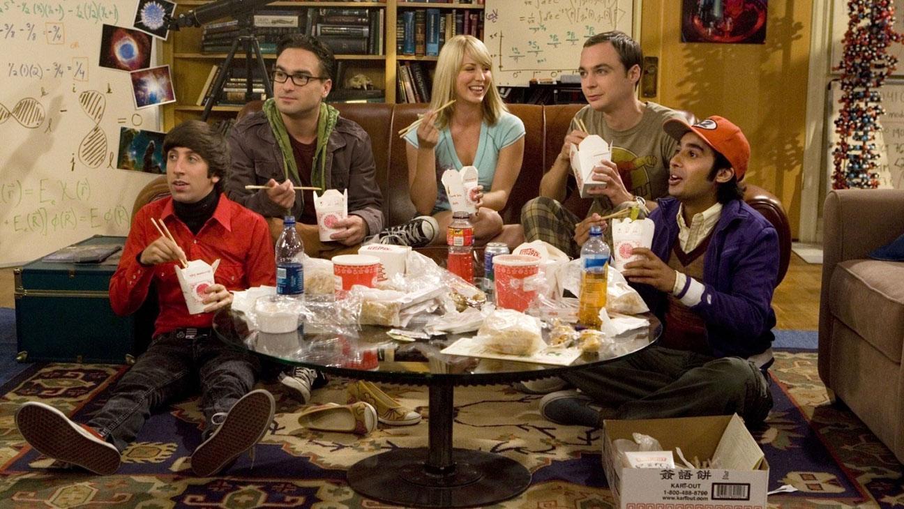CBS Upfronts Big Bang Theory - H 2013