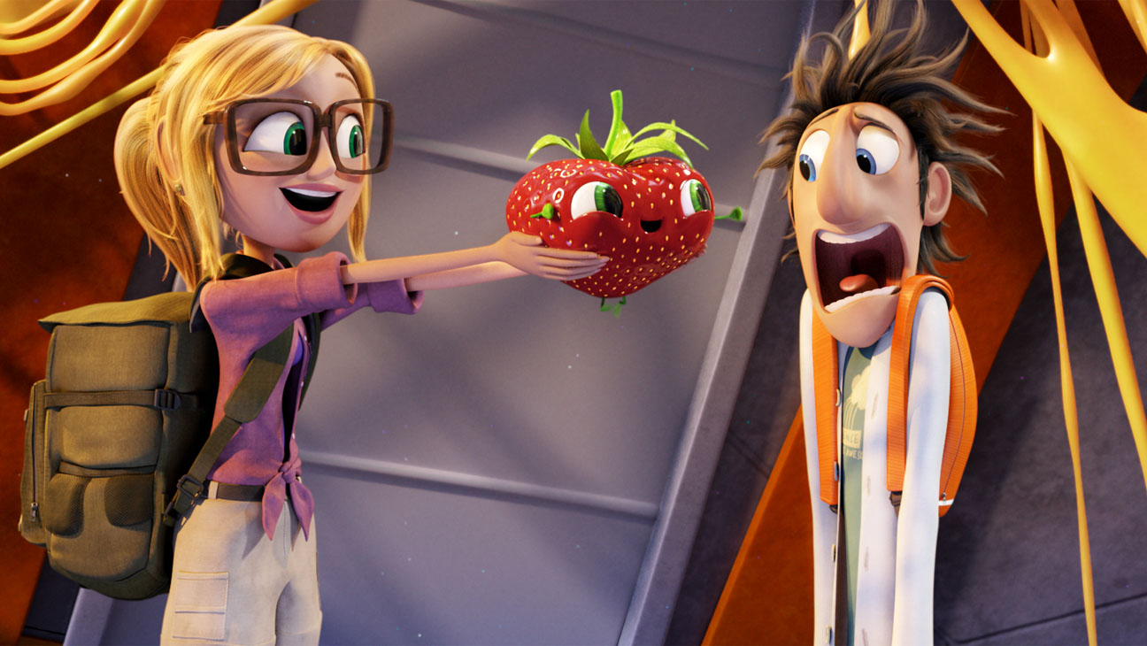 'Cloudy With a Chance of Meatballs 2'