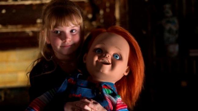 Curse of Chucky - H - 2013