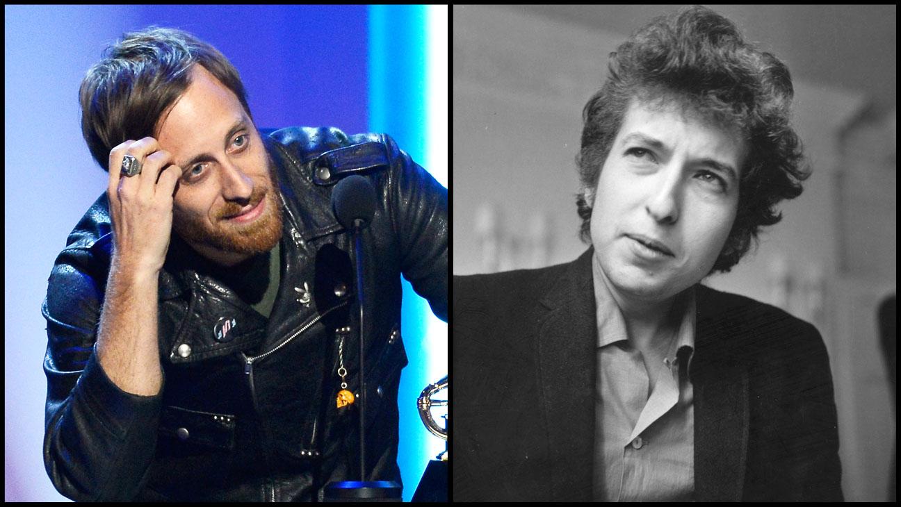 Dan Auerbach Bob Dylan Split - H 2013