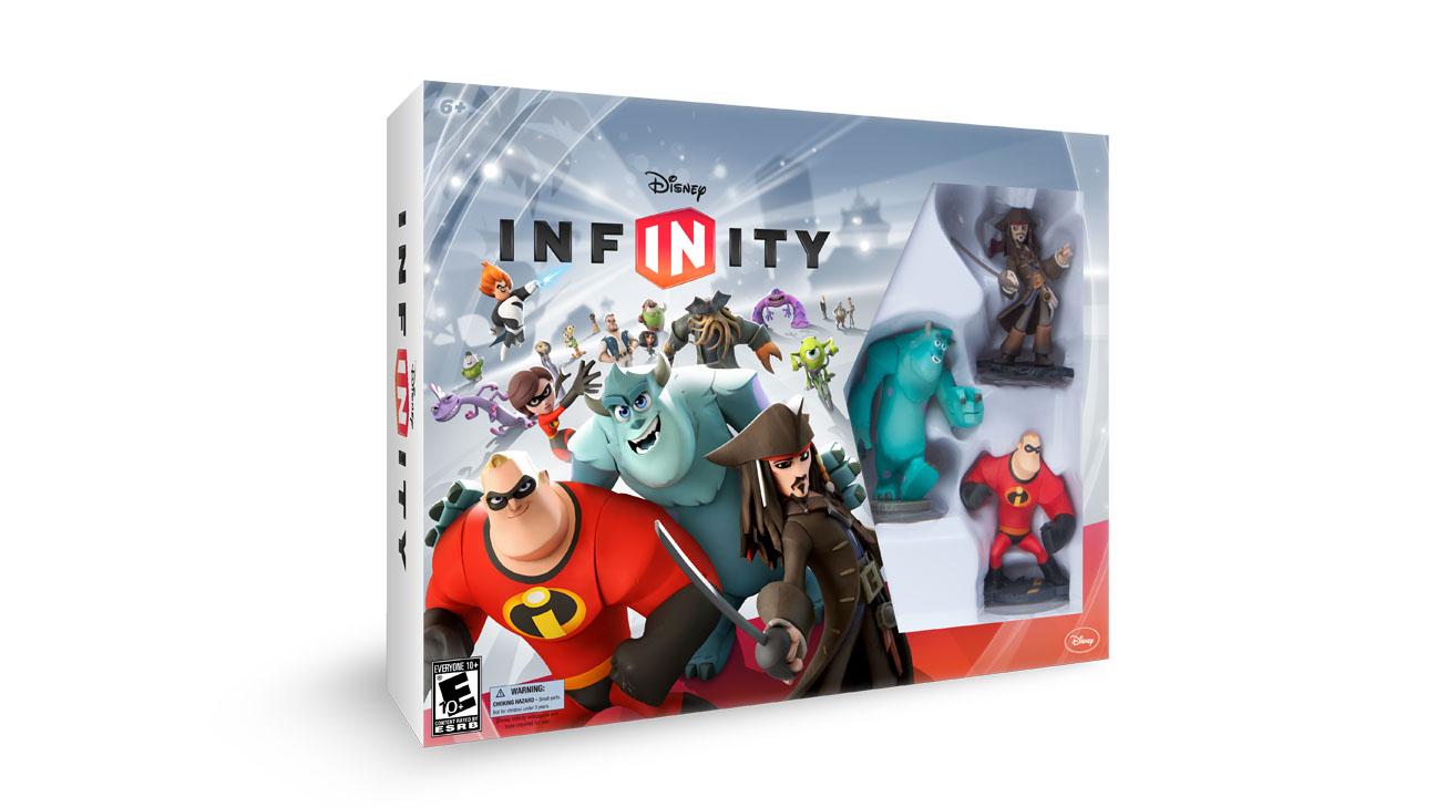 Disney Infinity Packaging - H 2013