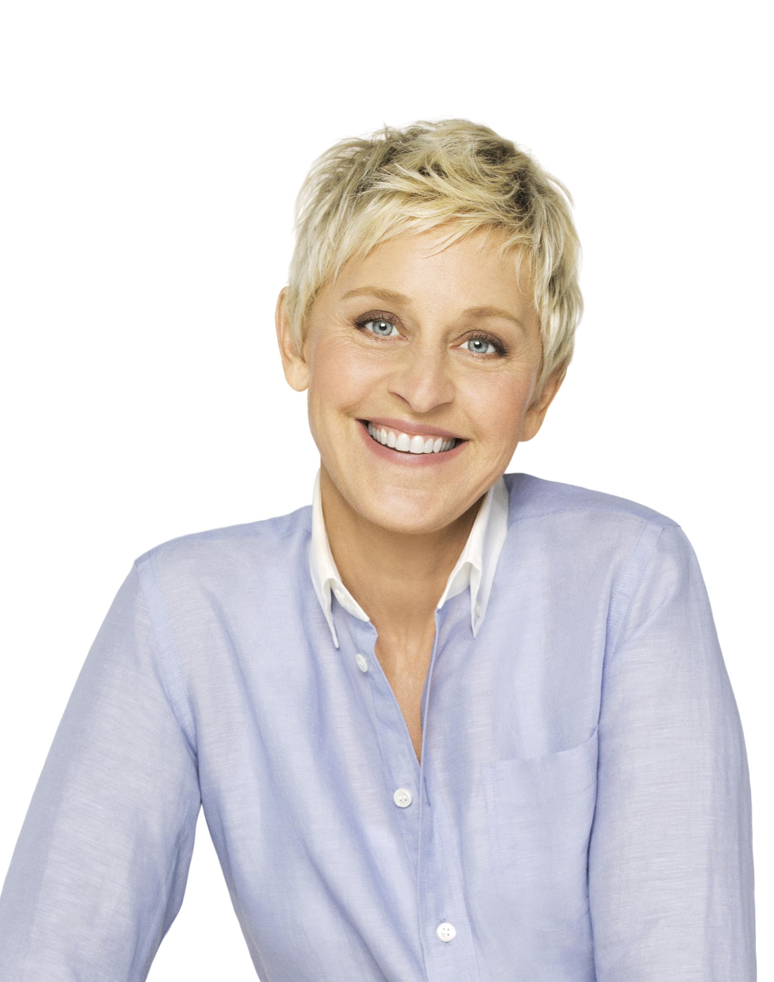 Ellen DeGeneres Oscars Headshot - P 2013