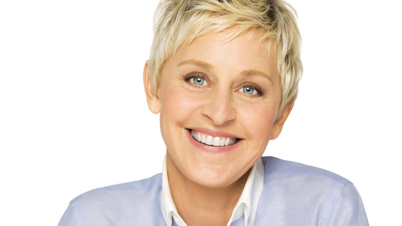 Ellen DeGeneres Oscars Headshot - H 2013