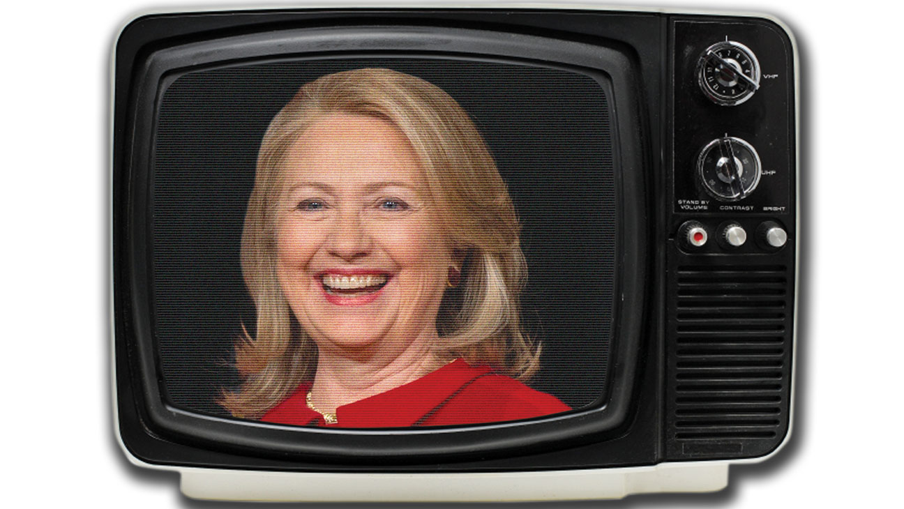 Hilary TV - H 2013