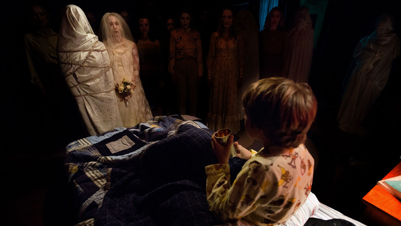 Insidious Chapter 2 Child - H 2013