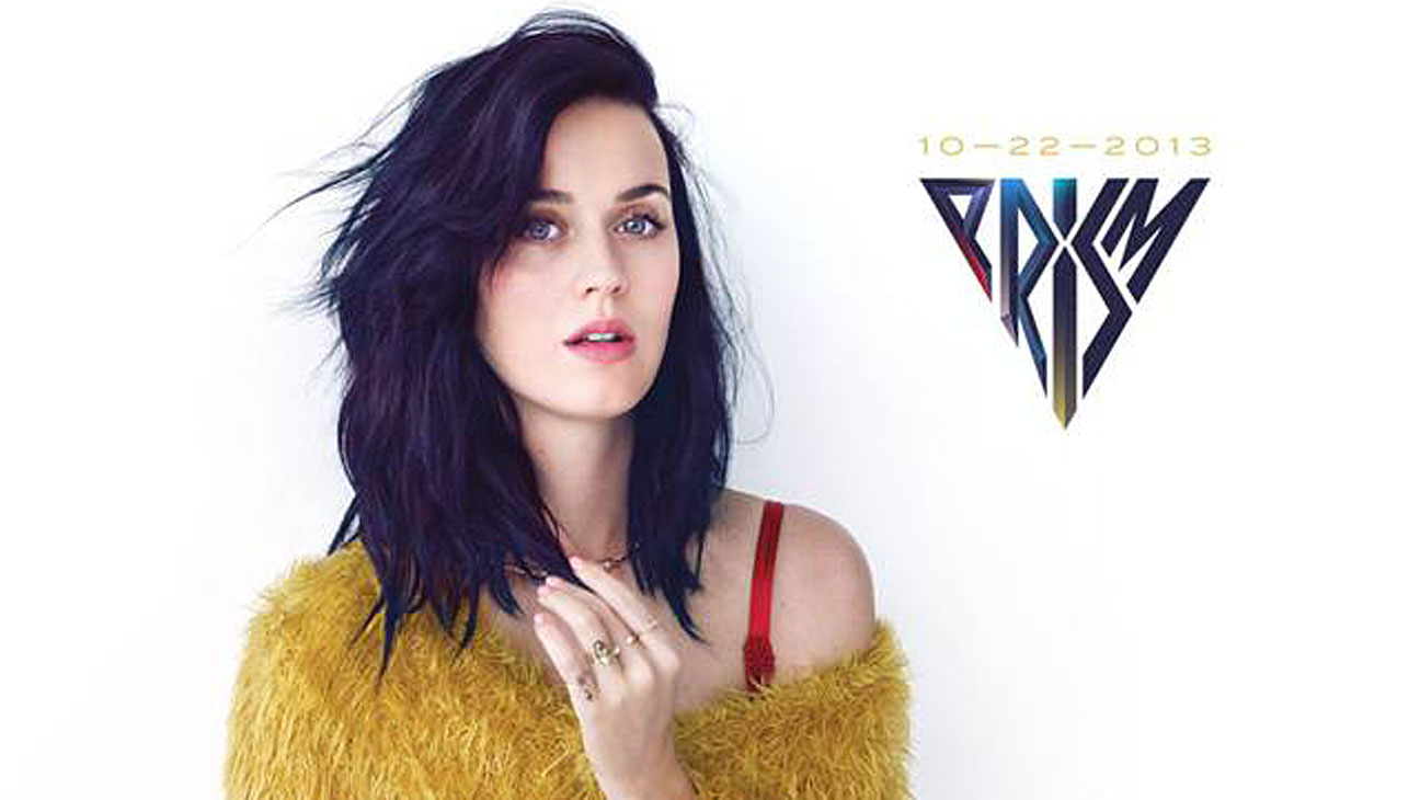 Katy Perry Prism - H 2013
