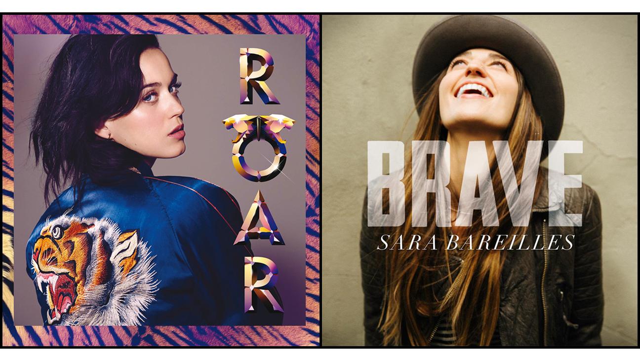 Katy Perry Sara Bareilles split L