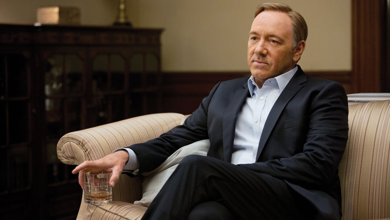 Kevin Spacey House of Cards - H 2013