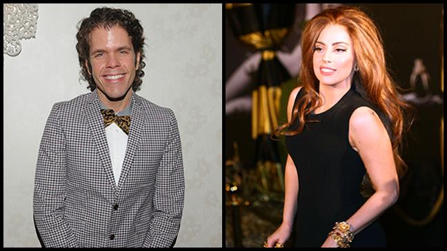 Lady Gaga Perez Hilton split L