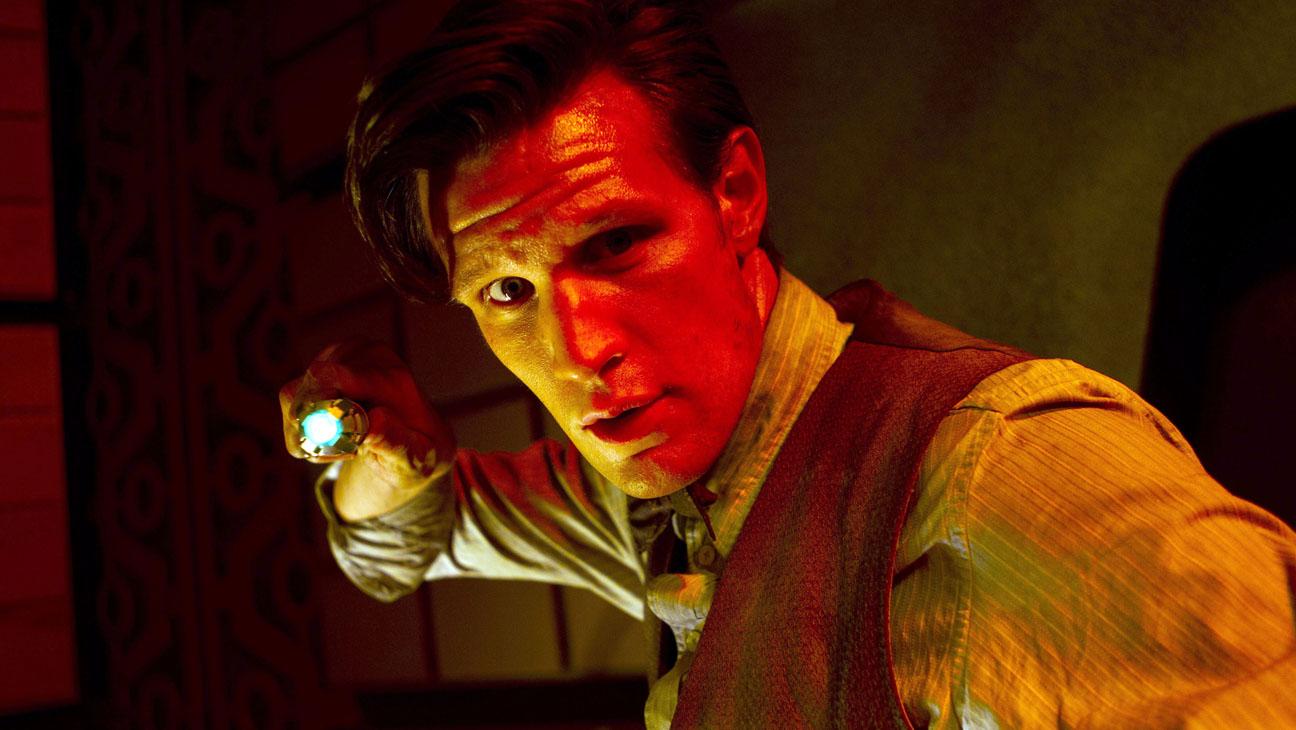 Matt Smith as Dr. Who - H 2013