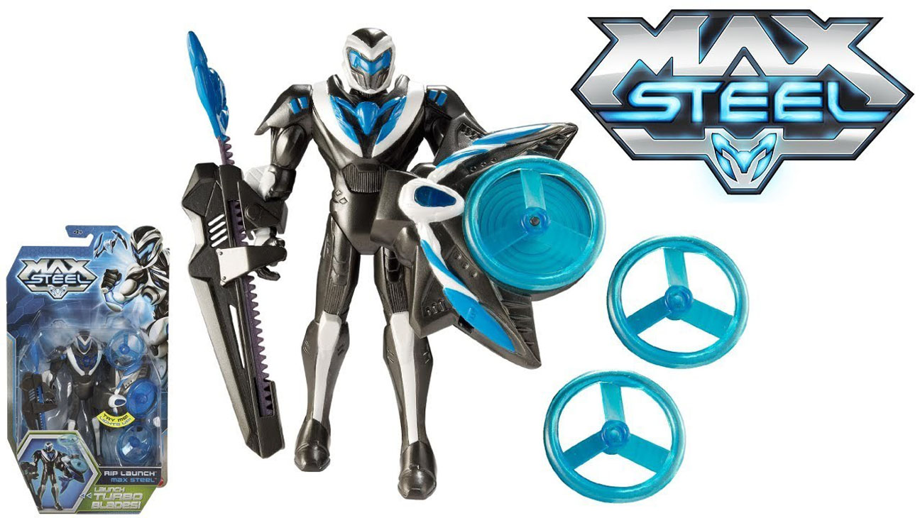 Max Steel Toy - H 2013