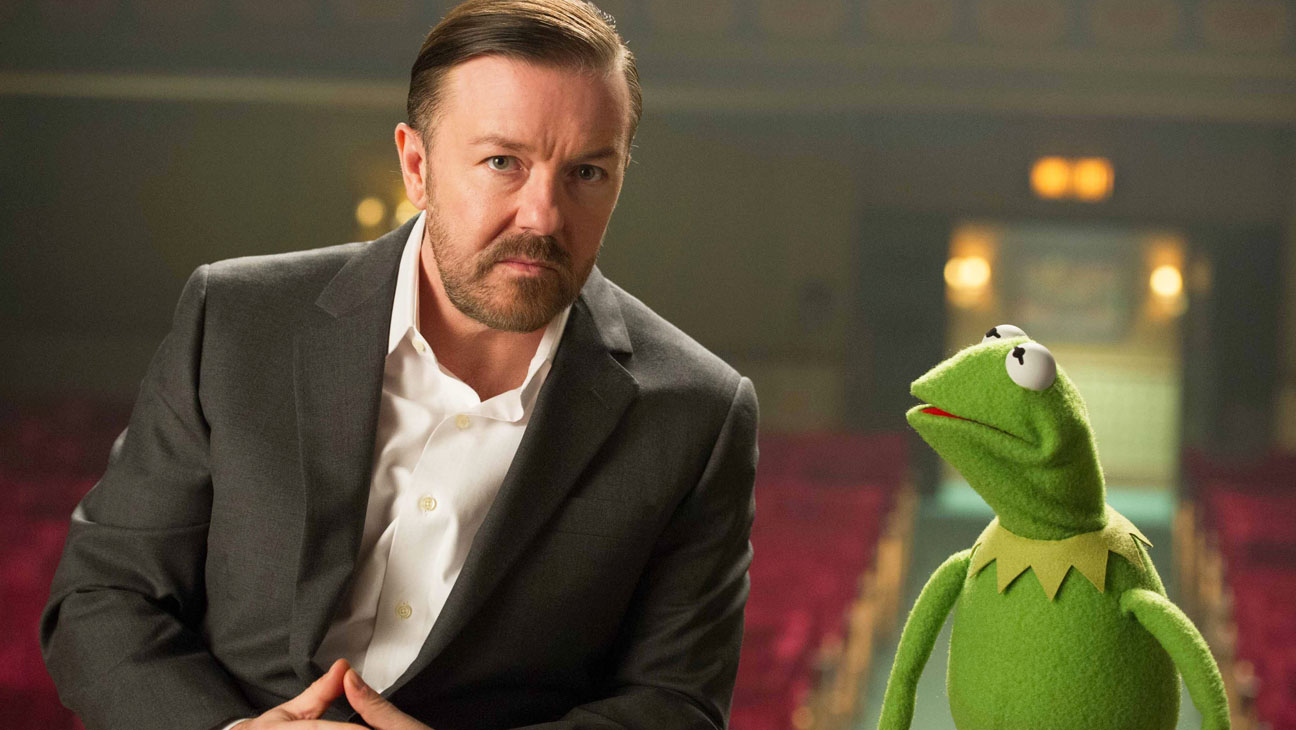 Muppets Most Wanted Gervais - H 2013
