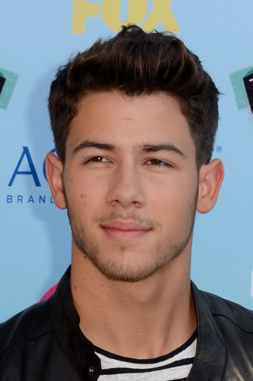 Nick Jonas Headshot - P 2013