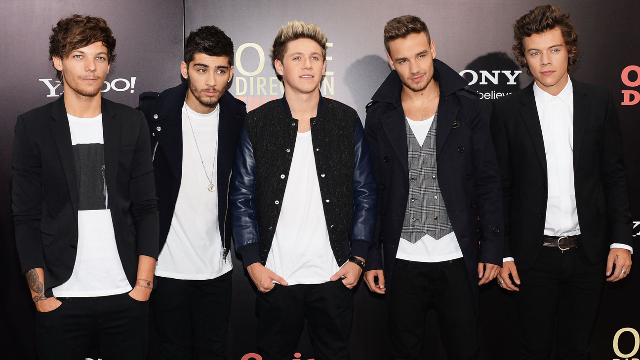 One Direction This is Us Premiere New York - H 2013
