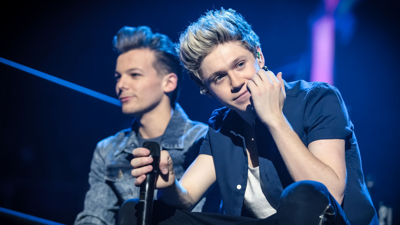One Direction This Is Us Niall Horan - H 2013