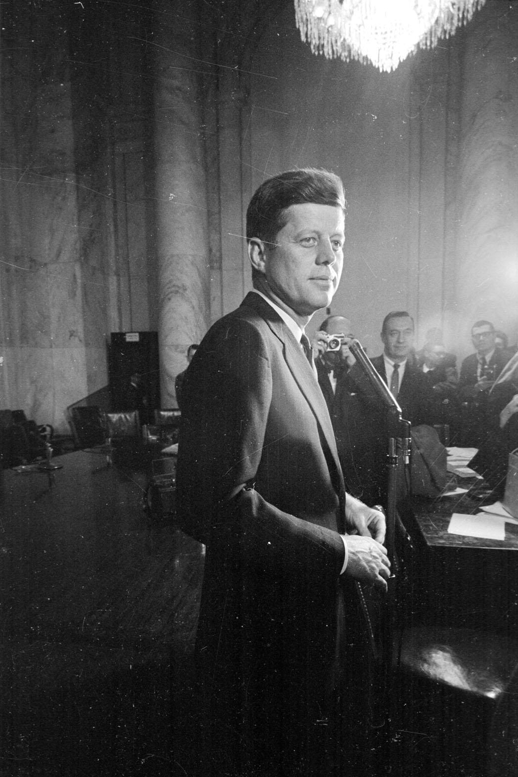 President John F. Kennedy - P 2013