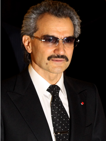 Prince Alwaleed bin Talal - H - 2010