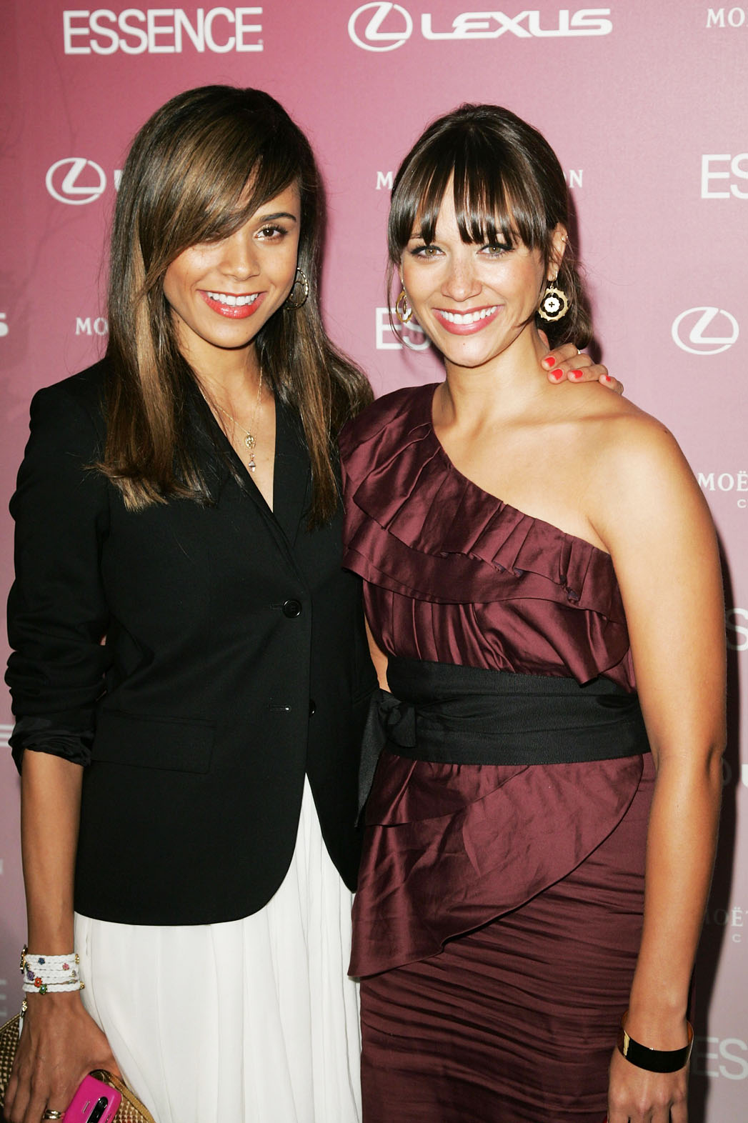 Kidada Jones Rashida Jones - P 2013