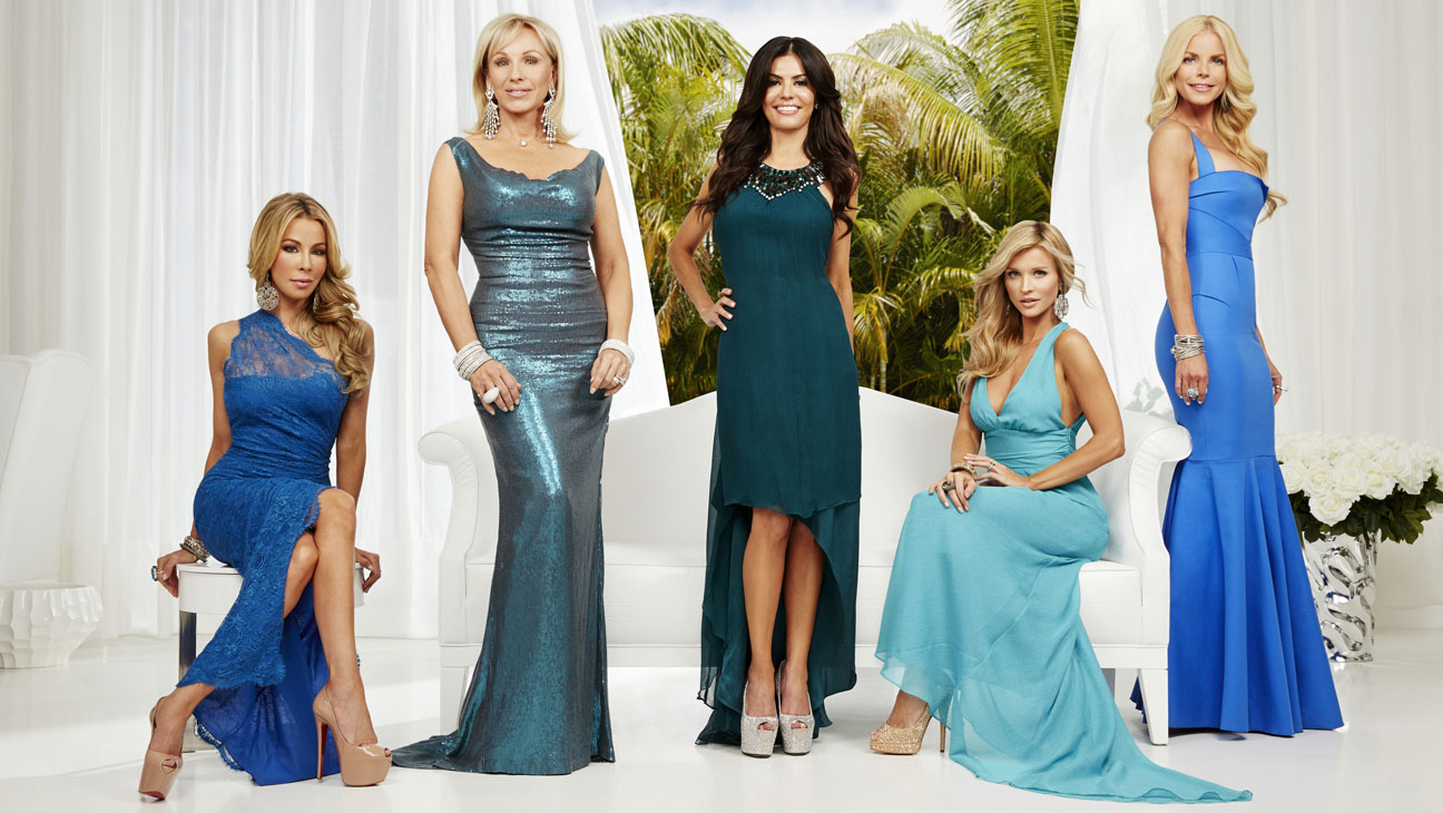 Real Housewives of Miami Season 3 Cast - H 2013