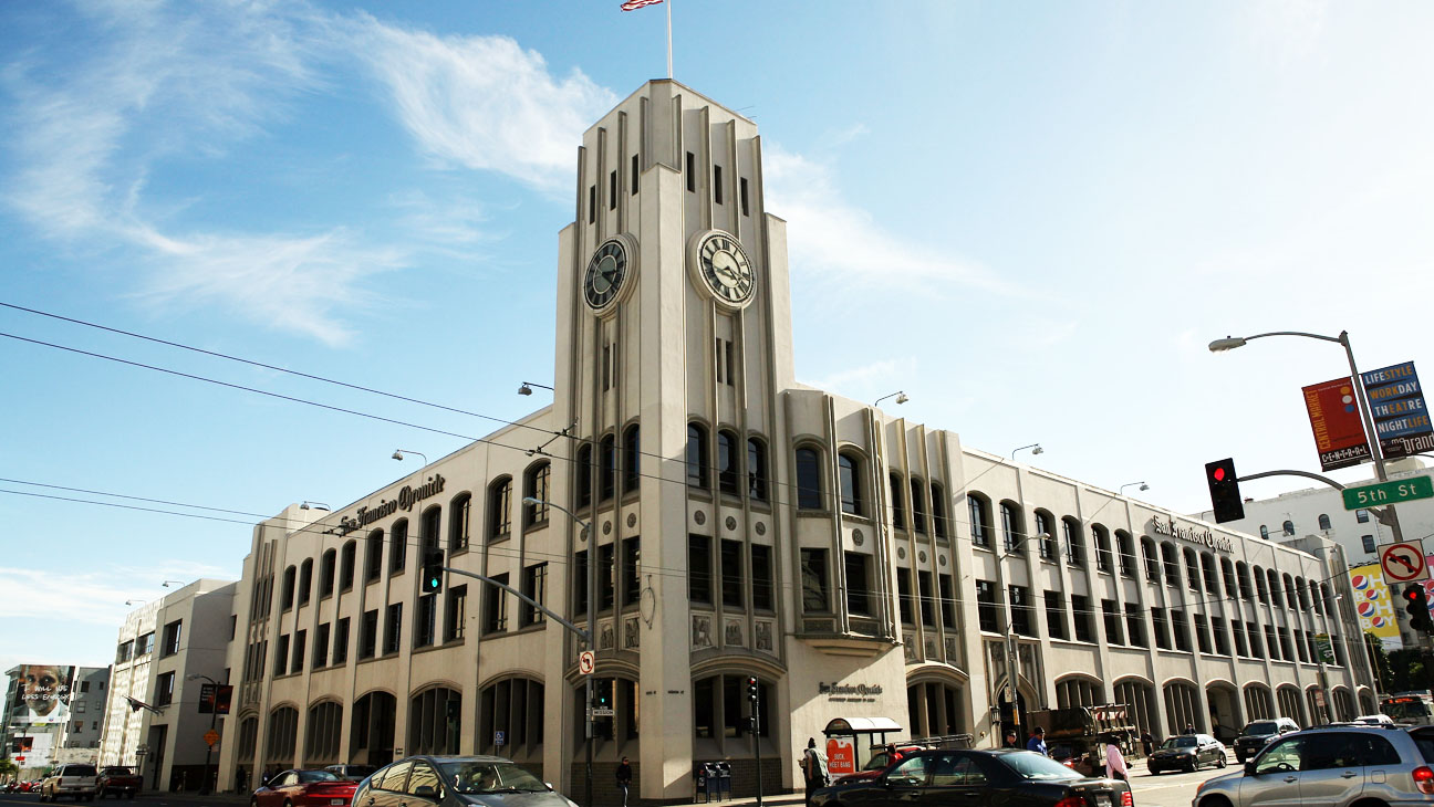 SF Chronicle Building - H 2013
