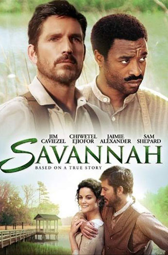 Savannah Poster - P 2013