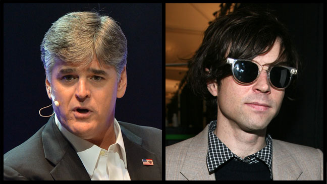 Sean Hannity Ryan Adams Split - H 2013