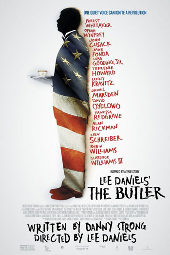 The Butler one sheet - P 2013
